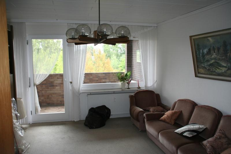 Verkauft!!!!! 2- Zimmer Eigentumswohnung mit 2 Loggias im Zentrum von Gronau