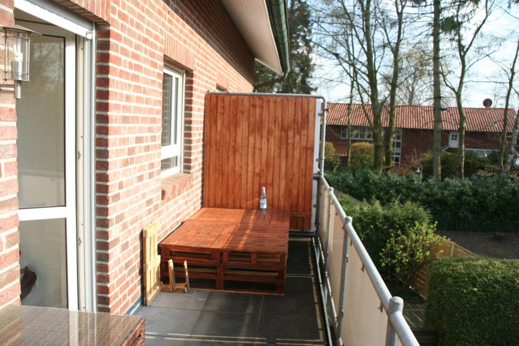 Verkauft!!! 2-Zimmer Wohnung mit Stellplatz und Balkon